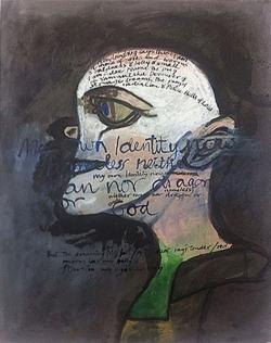 Mid century anti war poems
